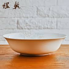 cuisine traditionnelle chinoise yuqian original chinois style grand bol élégant bol 45 porcelaine