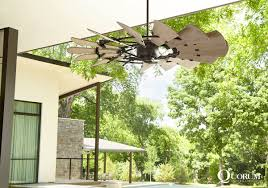 outdoor windmill ceiling fan the windmill outdoor ceiling fan by quorum will add a touch of
