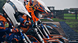 childrens motocross helmet motocross kids a day at the farm youtube