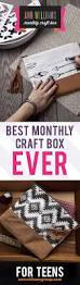 11 best monthly craft box images on pinterest craft box