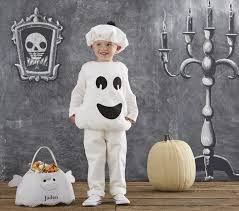 Ghost Halloween Costume Baby Ghost Costume Pottery Barn Kids