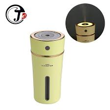 mist humidifier air ultrasonic humidifiers aroma essential 300ml rechargeable ultrasonic air humidifier for home car aroma
