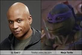 Ninja Turtle Meme - ll cool j totally looks like ninja turtle cheezburger funny