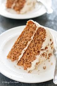 gluten free dairy free decadent carrot cake allergy free alaska