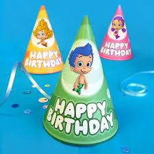 guppies birthday party guppies birthday party hats nickelodeon parents