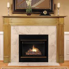 chic fireplace mantels and surrounds all home decorations