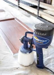 Paint Sprayer For Cabinets by How To Paint Kitchen Cabinets Like A Pro Bless U0027er House