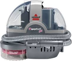 compare difference between rug doctor portable spot cleaner vs