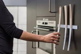 modern kitchen utensils furniture interior stock vector modern