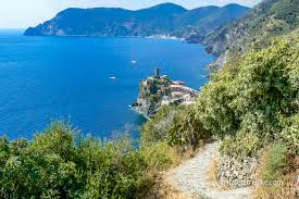 Map Of Cinque Terre Italy by The Azure Trail More Details With The Map