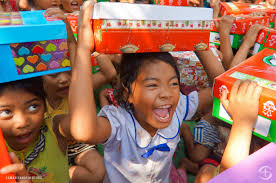 drop off locations open for operation christmas child november 14