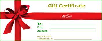 gift voucher free template job task template