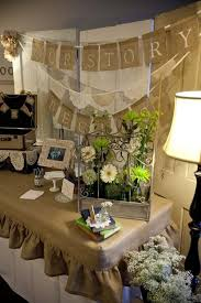 Wedding Arches Decorated With Burlap Best 25 Burlap Wedding Decorations Ideas On Pinterest Wedding