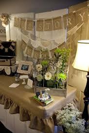Burlap Decor Ideas Best 25 Burlap Wedding Showers Ideas On Pinterest Burlap