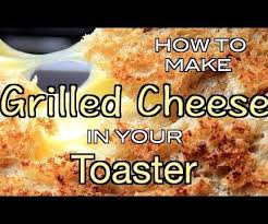 Buttered Bread In Toaster How To Make Grilled Cheese In The Toaster 11 Steps
