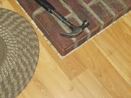 How To Install Molding On Laminate Flooring Flooring Dreaded Laminateloor Trim Photo Concept Pieces