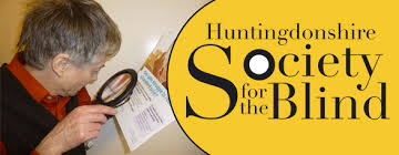 Blind Charity Hunts Society For The Blind Pab Peterborough Association For