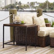 Bali Wicker Outdoor Furniture by The Salina Chair Features A Woven Split Rattan In A Tortoise Shell