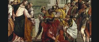Blind Man At Bethsaida Sight At Bethsaida Ignatian Spirituality