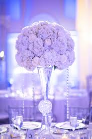 chic classic silver and white wedding every last detail