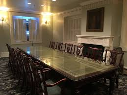 Building Dining Room Table Boutique Victorian Style Hotel Build In 1903 In The Middle Of The