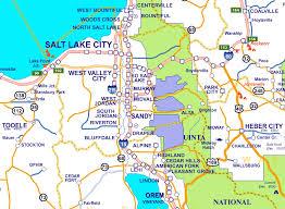 map usa utah salt lake city utah map usa afputra