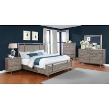 johnathan modern panel bedroom set coaster furniture furniture cart