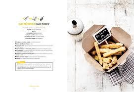 jeux de cuisine frite dans la cuisine de jeu concours le livre des frites un