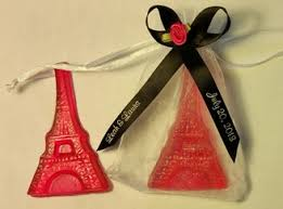 eiffel tower favors theme favors s bubbling boutique