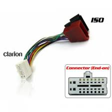 headunit iso wire harness