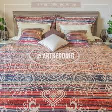 Duvet Bed Set Bohemian Bedding Mandala Elephant Bedding Boho Beding Wall Tapestry