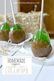 where can i buy caramel apple lollipops vegan caramel apple lollipops recipe vegan candies