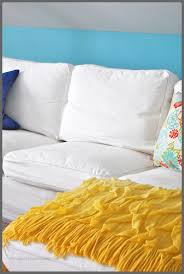 Ikea Slipcovered Sofa by Why I Love My White Ikea Furniture Slipcovers Sparkles Of Sunshine