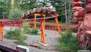 Six Flags The Great Escape Zamperla Family Coaster