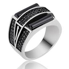 men ring designs special design onyx men ring boutique ottoman jewelry store