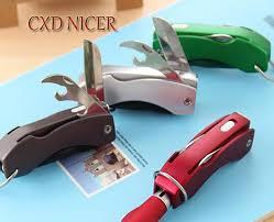 swiss army knife personalized multi purpose creative ballpoint pen swiss army knife led light