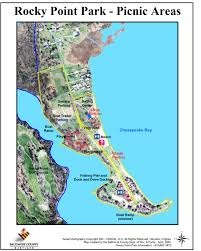Puerto Penasco Map Rocky Point Beach And Park Find Your Chesapeake National Park