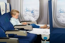 Airplane Bed Carry On Bag Turns Airplane Seats Into Beds For Kids Simplemost