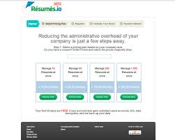 Html5 Resume Pragmasoft Resume