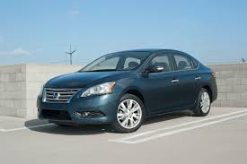nissan sentra blue 2010 2014 nissan sentra sl road test u2013 automotive com