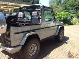 mercedes g wagon convertible for sale g class cabriolet