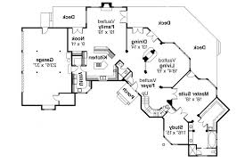 single story house floor plans malaga home luxury one plan