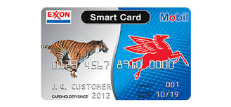 gas cards credit cards gift cards and speedpass exxon and mobil