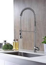 professional kitchen faucet touch on kitchen sink faucets purelux kingkong commercial style