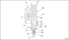 series 60 electronic unit injector diagram detroit diesel