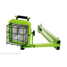 500 watt halogen work light home depot designers edge 500 watt dock arm worklight l41hd the home depot