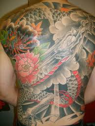 full back piece japanese dragon tattoo designs best tattoos designs