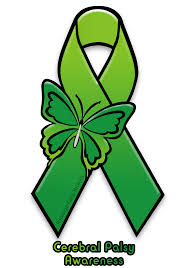 cerebral palsy ribbon clipart clipartxtras