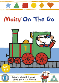 maisy maisy on the go dvd amazon co uk neil morrissey dvd