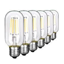 led light e27 4wedison chandelier edison vintage filament bulb